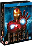 Iron Man 1 & 2 Double Pack [Blu-ray] [2008] [Regio