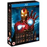 Iron Man 1 & 2 Double Pack [Blu-ray] [2008] [Region Free]by Robert Downey Jr.