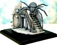 怪獣無法地帯 モンスターギャラリー No.61 クモ男爵の館 タランチュラ ジオラマセット 未組立未塗装キット