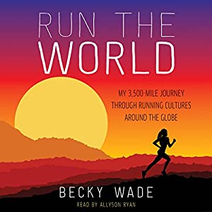 Run the World Audiobook