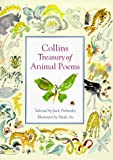 Collins Treasury of Animal Poems (0001982729) by JACK PRELUTSKY