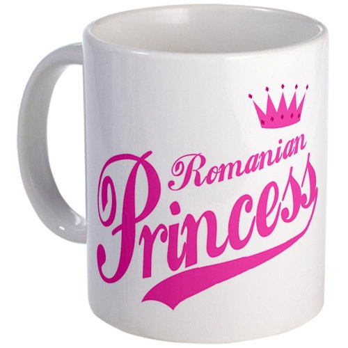 CafePress - Romanian Princess Mug - Unique Coffee Mug, 11oz Coffee Cup (Romanian Beer compare prices)