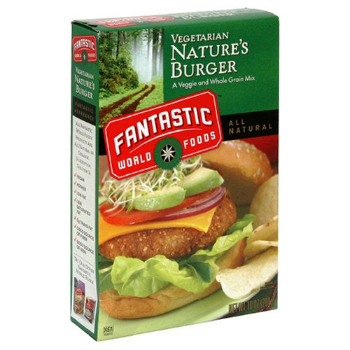 Fantastic Foods Nature Burgers