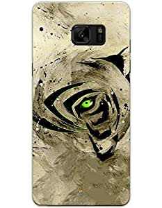 Eye Of The Tiger case for Samsung Galaxy Note 7