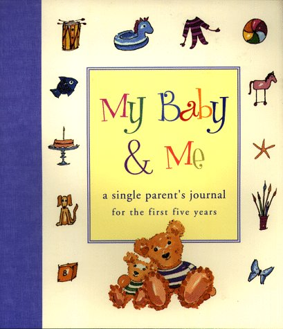 Single Mom Baby Books front-1056374
