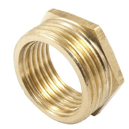 Water & Wood 26Mm Male To 19Mm Female Hex Thread Busing Piping Connector Adapter