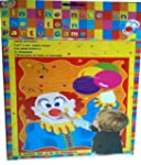 Pin the Nose of the Clown - Children...