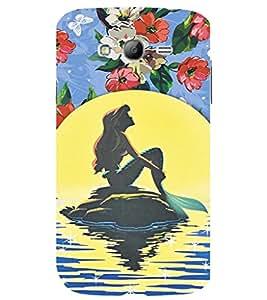 printtech Water Mermaid Girl Back Case Cover for Samsung Galaxy Grand Neo / Samsung Galaxy Grand Neo i9060
