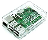 Raspberry Pi2/Pi3用ケースセット (Clear) -Physical Computing Lab