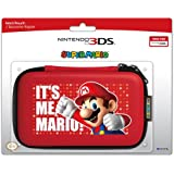HORI Nintendo 3DS Hard Pouch (Super Mario version)