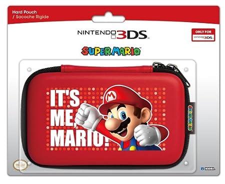 Nintendo 3DS - Mario Hard Pouch Tasche