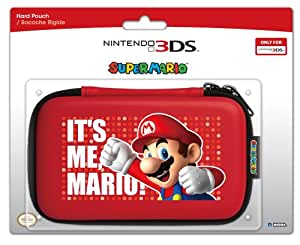 HORI Nintendo 3DS Hard Pouch (Super Mario version)