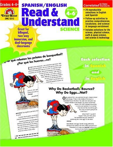 Spanish/English Read & Understand Science Grades 4-6