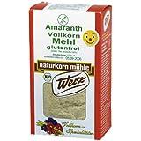 Werz Amaranth Vollkorn Mehl 500g