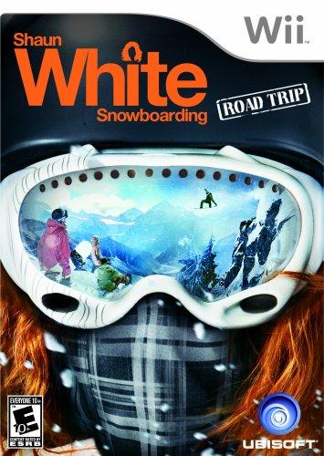 Shaun White Snowboarding Road Trip - Nintendo Wii - 1