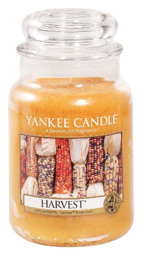 22OZ HARVEST YANKEE CANDLE