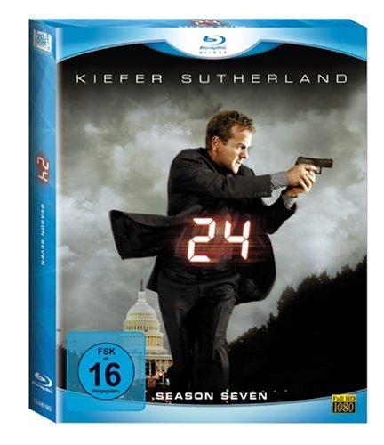 24 - Season 7 (6 Blu-rays) [Blu-ray]