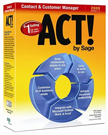ACT! by Sage 2009 (11.0) Upgrade