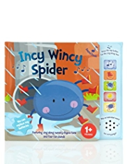 Incy Wincy Spider Sound Book
