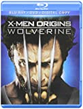 X-Men Origins: Wolverine (Blu-ray/DVD Combo + Digital Copy)