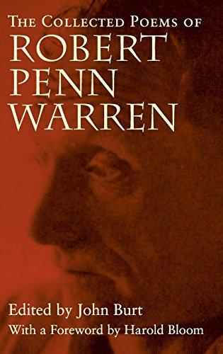 The Collected Poems of Robert Penn Warren