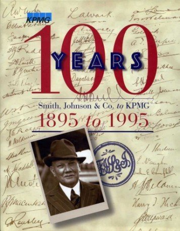 100-years-smith-johnson-co-to-kpmg-1895-to-1995-gebundene-ausgabe-by-