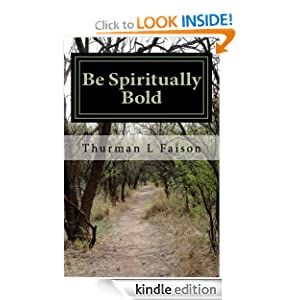 Be Spiritually Bold