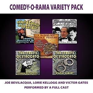 Comedy-O-Rama Variety Pack | [Victor Gates, Joe Bevilacqua]