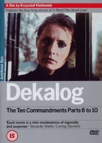 Dekalog {Dekalog, dziewiec (#1.9)} [Reino Unido] [DVD]