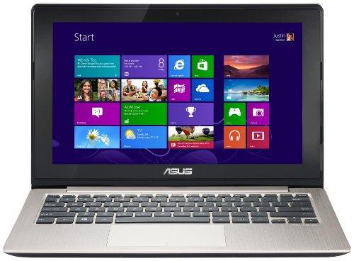 Asus VivoBook S200E-CT216H 11.6-inch LED Notebook (Intel Core i3-2365M 1.40GHz Processor,4GB DDR3 RAM, 500GB HDD, Touchscreen, HD 3000, USB 3.0, HDMI, HD Web Camera, Windows 8)