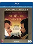 The Lion in Winter (Blu-Ray & DVD Combo) (Blu-Ray)