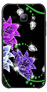 UPPER CASE™ Fashion Mobile Skin Vinyl Decal For Samsung Galaxy J2 [Electronics]