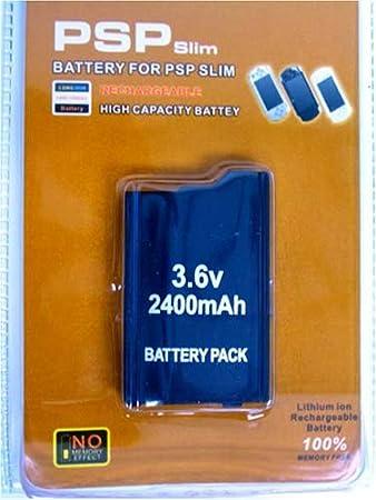 Rechargeable Li-ion 3.6V Battery Pack for sony PSP-2000, PSP-3000