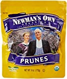 Newman's Own Organic Prunes, 6 Oz