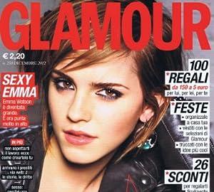 Glamour [Italy] December 2012 (単号)