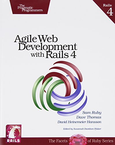 Agile Web Development with Rails 4 (Facets of Ruby) (Agile Development With Rails compare prices)