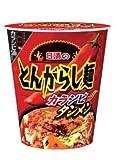 日清 とんがらし麺カラシビタンメン 78g×20食
