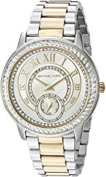 Michael Kors Women's MK6288 Madelyn Two-Tone Stainless Steel Watch