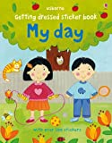 img - for Getting Dressed Sticker Book My Day book / textbook / text book