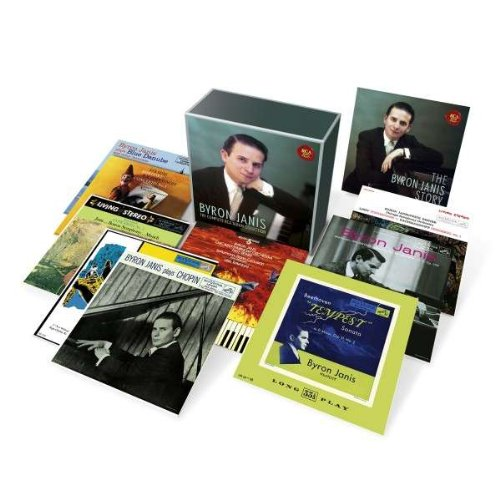 Buy Byron Janis: The Complete Rca Collection From amazon