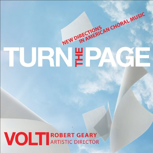 Buy Turn the Page: New Directions in American Choral From amazon