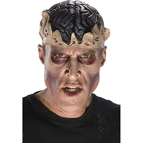 Rubie's Costume Co Zombie Brain Headpiece Costume - 1