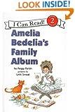 Amelia Bedelia's Family Album (I Can Read Books: Level 2)