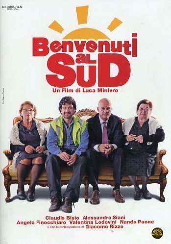 Benvenuti al Sud (Welcome to the South) [ Italian Import ]