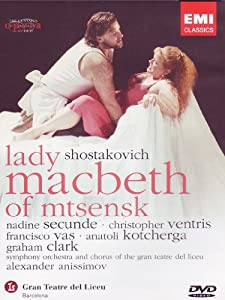 Shostakovich;Dimitri Lady Macb [Import]