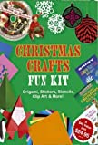 Christmas Crafts Fun Kit (Dover Fun Kits)
