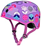 Micro Safety Helmet: Floral Dot (48-5...