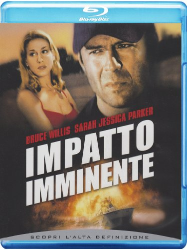 Impatto imminente [Blu-ray] [IT Import]