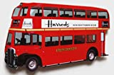 London Bus Harrods Deluxe Fridge Magnet - LS15