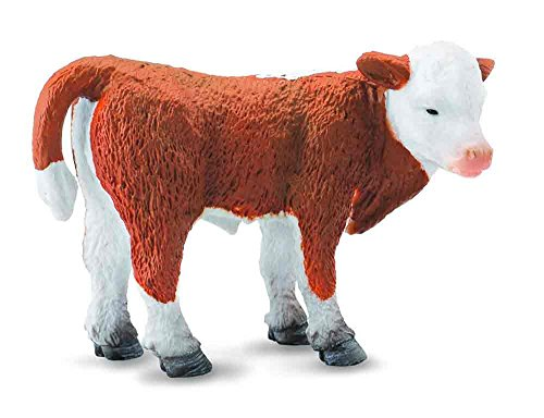 CollectA Standing Hereford Calf